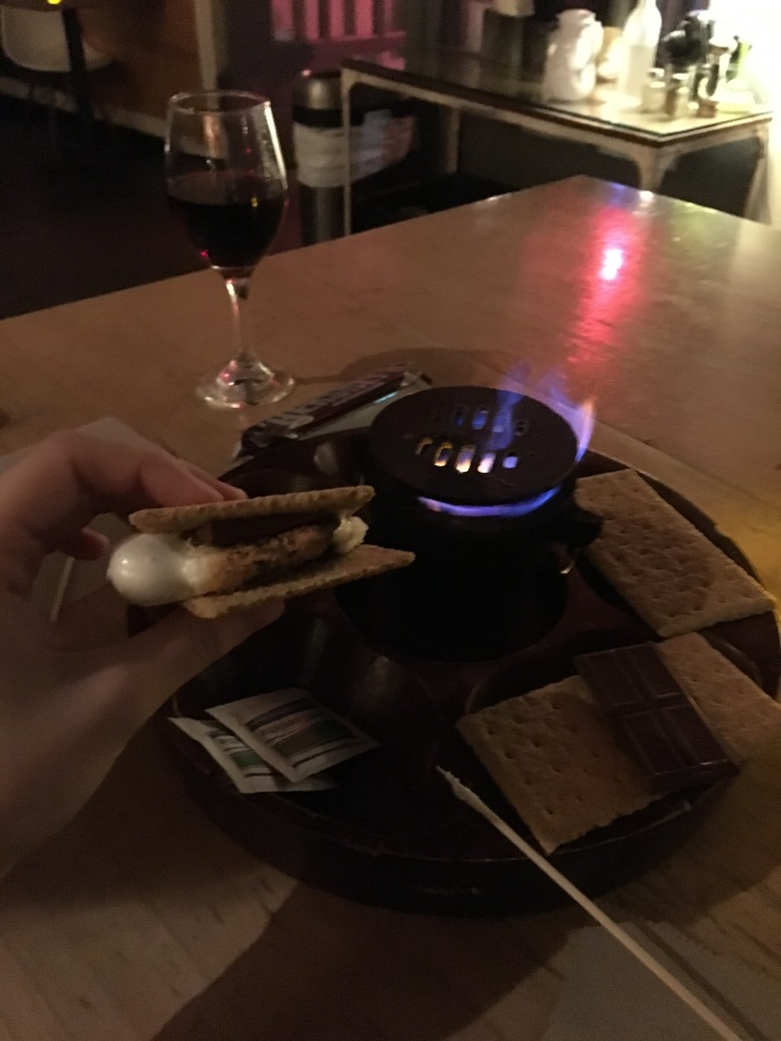 make your own smores in austin