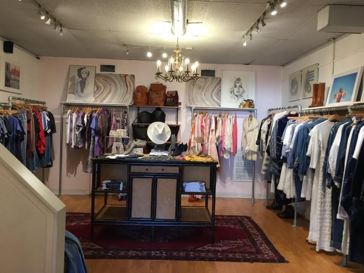 austin's best vintage stores
